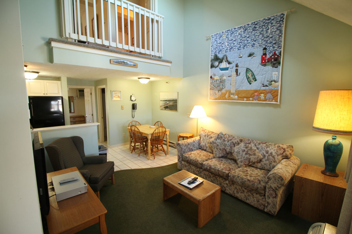 two bedroom loft suites misty harbor resort